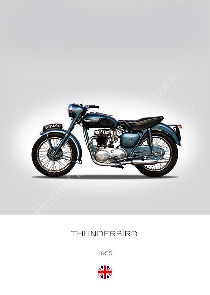 Triumph Thunderbird 1955