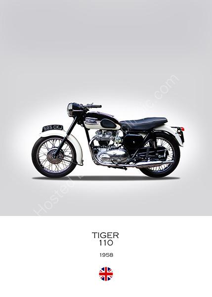 1958 Tiger 110