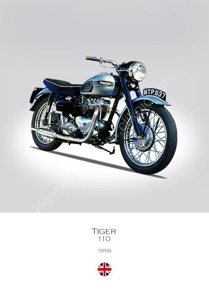 1956, Tiger 110