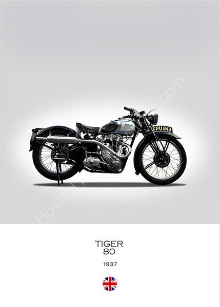 1937 Tiger 80