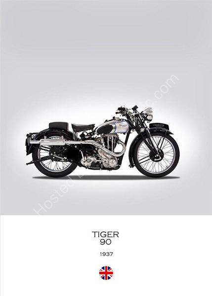 1937 Tiger 90