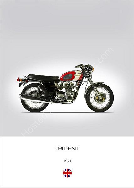 Triumph Trident 1971