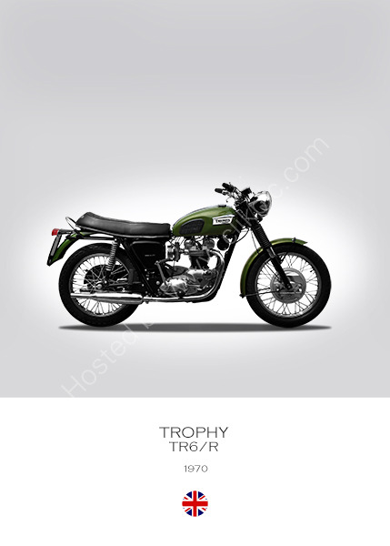 Triumph Trophy TR6/R 1970