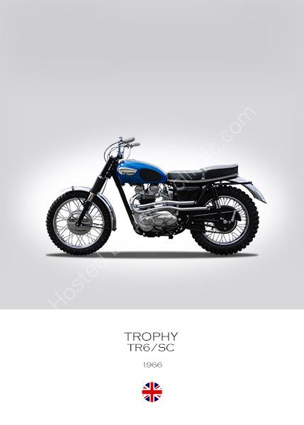1966 TR6/SC