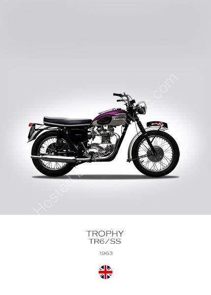 Triumph Trophy TR6/SS 1963
