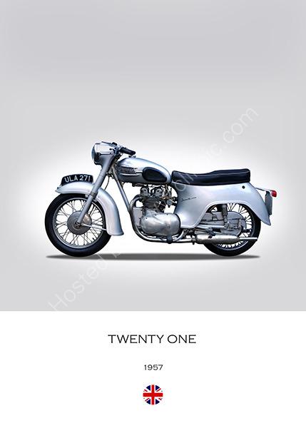 1957, Twenty One