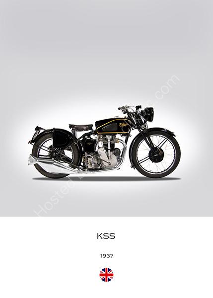 1937 Velocette KSS
