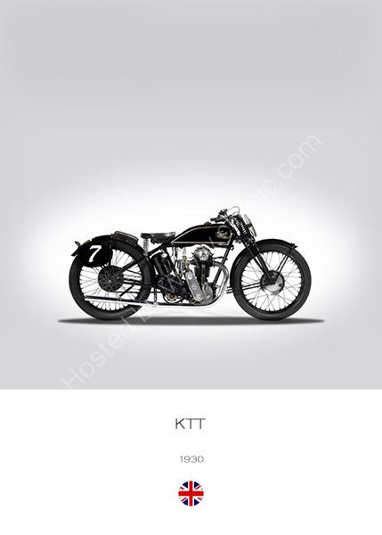 1930 Velocette KTT
