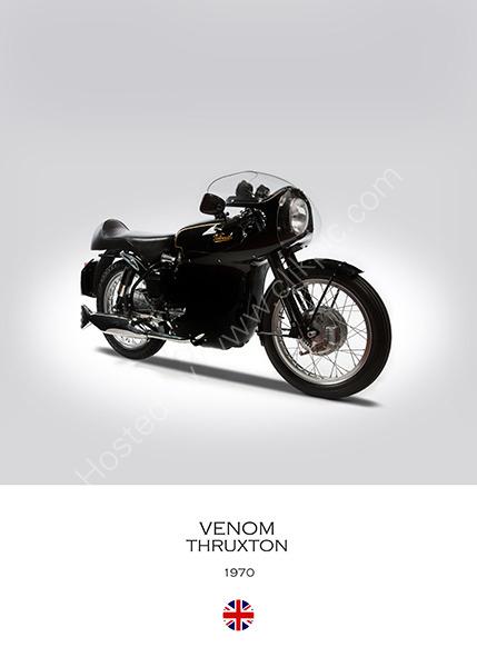 1970 Velocette Venom Thruxton 500