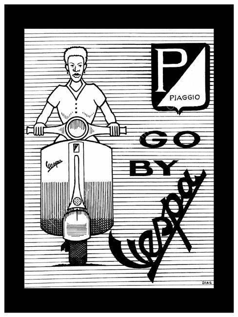 Vespa 1960#2