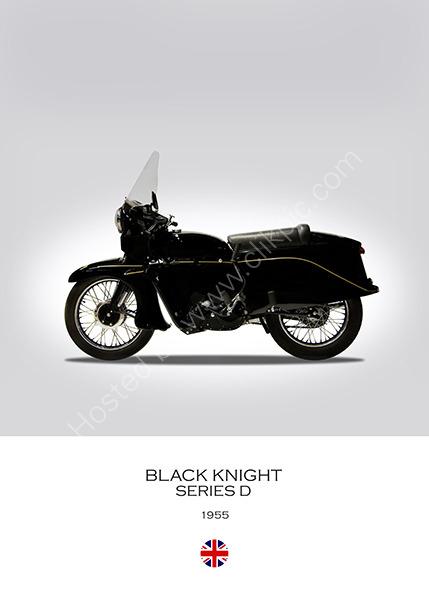 1955 Black Knight