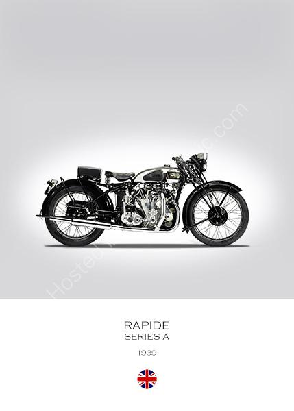 Vincent Rapide Series A 1939