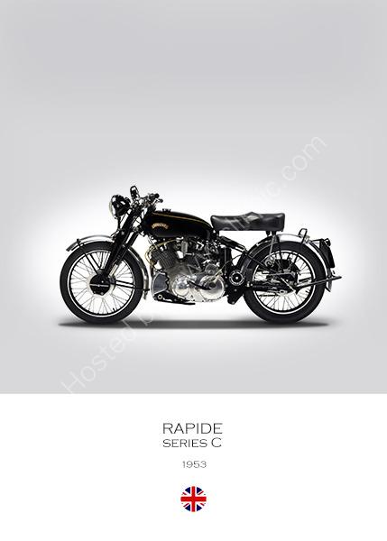 Vincent Rapide Series C 1953