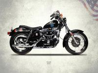 Harley Davidson XLH 1972