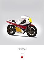 Yamaha YZR500 1982