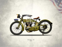 The Harley 11F 1915