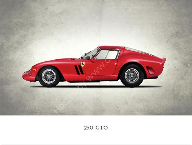 The 250 GTO