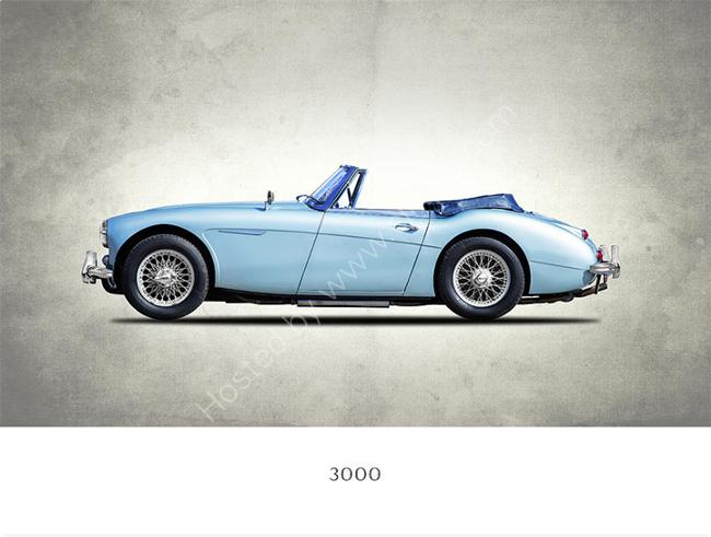 Austin Healey 3000 Mk3