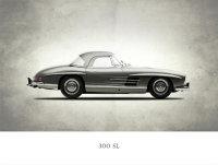 Mercedes 300 SL 1961