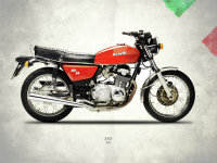 Benelli 350 RS 1980