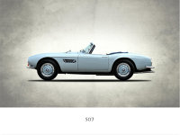 The BMW 507