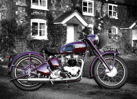Speed Twin 1954