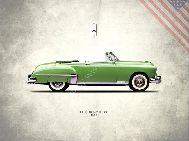 Oldsmobile Futuramic 88