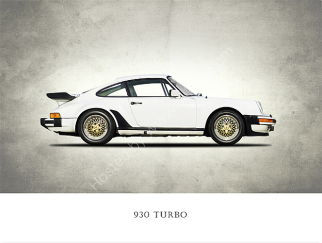 The Porsche 930 Turbo