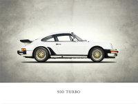 The Porsche 930 Turbo