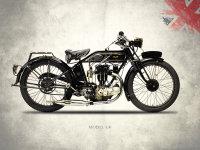 AJS Model G6 1926