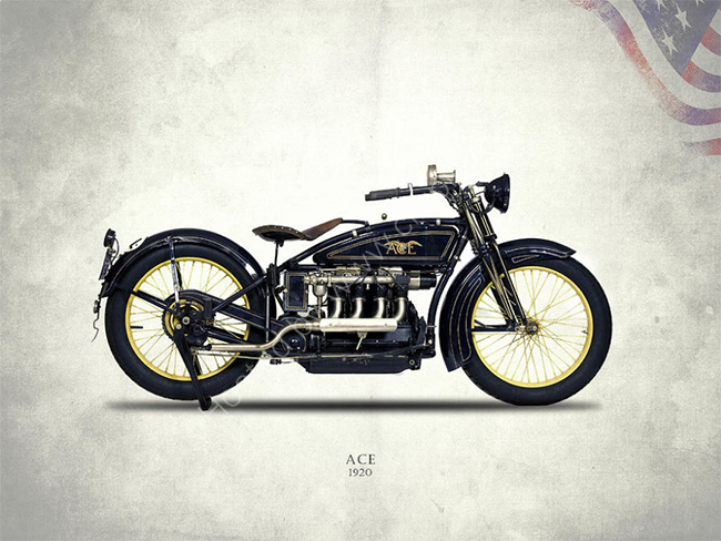 Ace Motorcycle 1920
