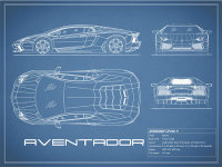 The Aventador Blueprint