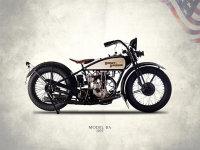 The Harley  Model BA 1927