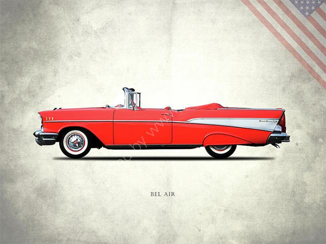 The Bel Air 1957
