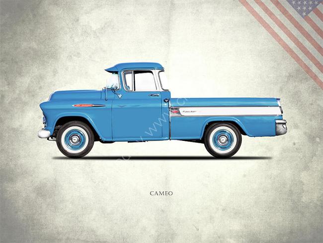 Cameo Pickup 1957