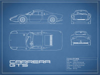 The Carrera GTS Blueprint