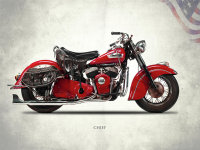 Indian Chief 1950