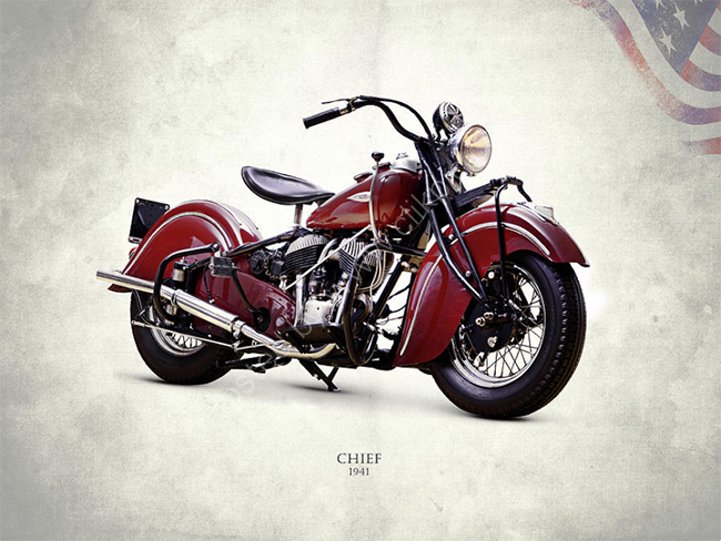 Indian Chief 1941