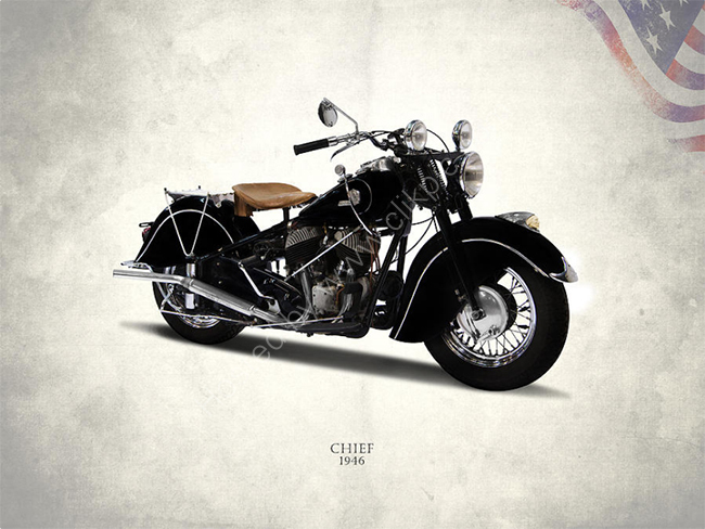 The 1946 Indian Chief