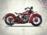 Indian Chief 1939