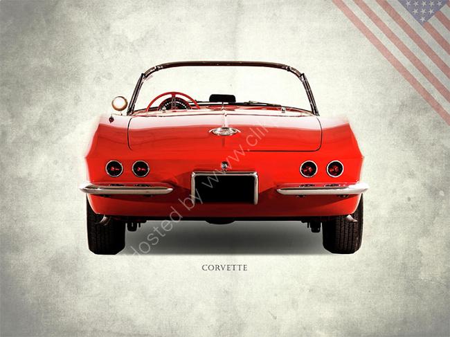 The 62 Corvette