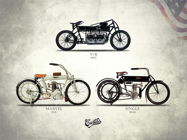 The Curtiss Motorcycle Collection