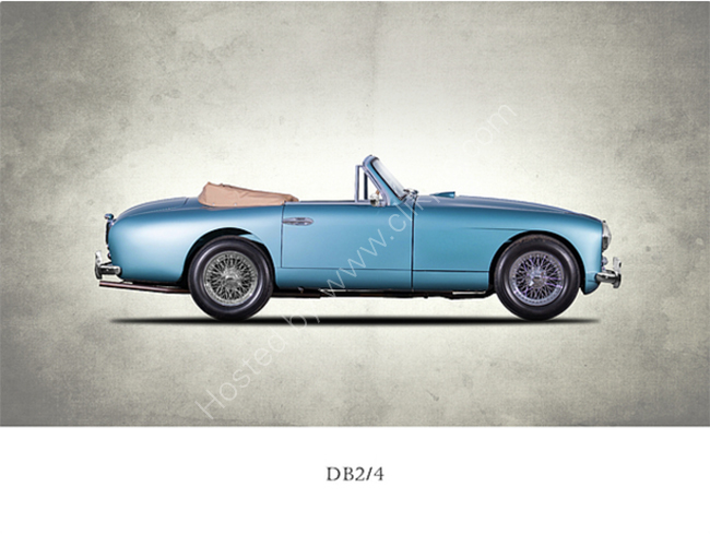 The Aston DB2/4