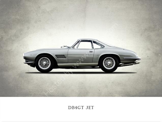 The DB4GT Jet