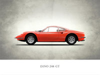 The Dino 246 GT 1970
