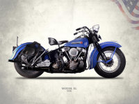The Harley Model EL 1948