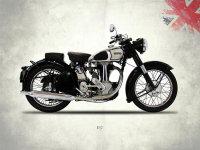 Norton ES2 1947