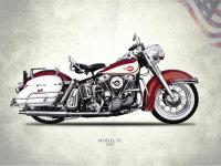 Harley Model FL 1960
