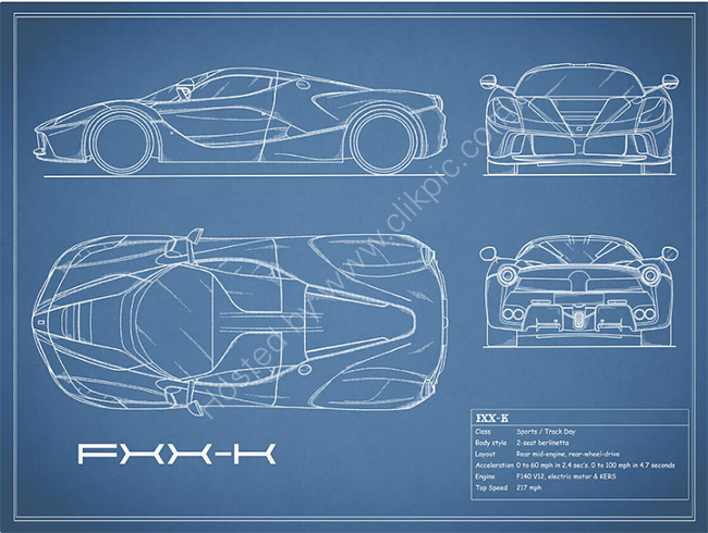 The FXX-K Blueprint
