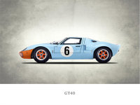The GT40
